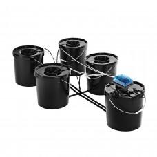 Гидропонная установка DWC HydroPot 4