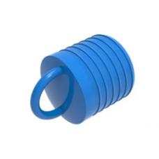 Заглушка 3 (80 мм) для магистрального шланга LayFlat (лайфлет)