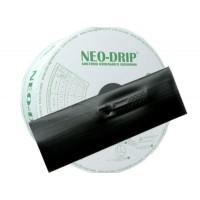 Капельная лента эмиттерная NEO DRIP 10см, 6 мил, 500м