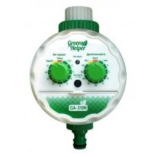 GH Таймер полива электронный 1 прог, шаровый, GA-319N