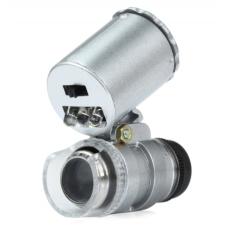 Мини микроскоп 60х с Led подсветкой
