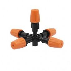 Туманообразователь 5 сопел Оранжевый