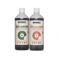 Комплект органических удобрений BioBizz Set 1L