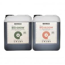 Комплект органических удобрений BioBizz Set 5L