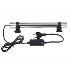 Универсальный светодиодный светильник Barbus голубой 35см 6w