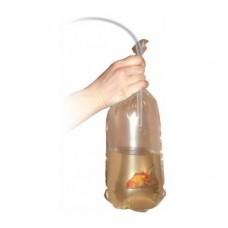 Пакеты для транспортировки рыб 100мм с резинкой