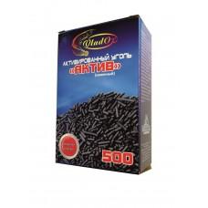 Активированный уголь каменный Актив 500мл