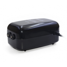 Компрессор Hailea Super Silent 5504, 5W, 4,5л/м, 2 канала с регулятором