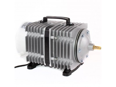 Компрессор Sunsun AC 385W 300л/м поршневый, алюминиевый корпус ACO818