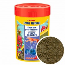 Crabs natural 100мл Sera корм для крабов и раков