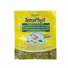 Tetra Phyll 12гр пакет растительные хлопья для все видов