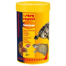 Reptil Professional Carnivor 250ml проф корм для водных черепах