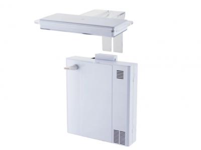 Фильтр внутренний Barbus Белый Био-комплекс с LED светильником 350л/ч 4W