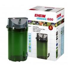 Фильтр внешний EHEIM Classic до 600л, производительность 1000л/ч