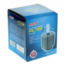 Аэро-фильтр губка ALEAS для мальков 4