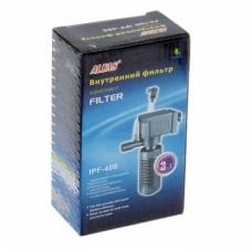 Внутренний фильтр 200 л/ч Aleas ipf 408