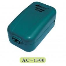 Компрессор двухканальный 3 л/м Resun AC 1500