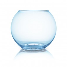 Аквариум круглый плоскодонный 1л