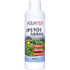 AQUAYER pH/KH минус, 100 mL
