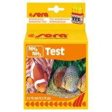 Тест Sera NH4, NH3 тест для определения содержания аммония/аммиака 10мл