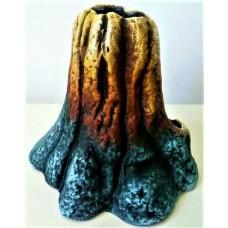 Вулкан малый К12 керамика 14*12*13см