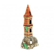 Башня-ракета К55 керамика 17*13*37см