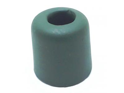 Трубка для креветок К33з керамика (зеленая) 4*3,9*3,9см