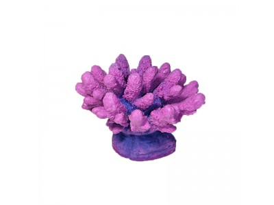 Коралл сиреневый ( акрил, 13*10*10см, Кр-132)