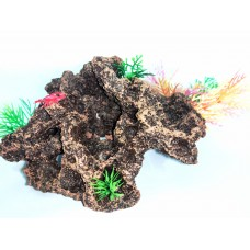 Биокерамика Риф с растениями К101 14*10*8 см