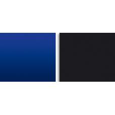 Фон двухсторонний Barbus Синий - Чёрный, выс 50см