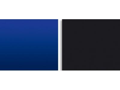 Фон двухсторонний Barbus Синий - Чёрный, выс 60см