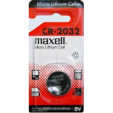 Батарейка Maxell CR2032 bl1