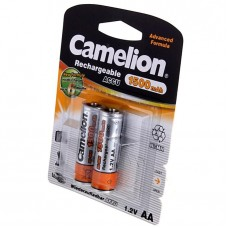 Батарейка Camelion Аккумуляторная R6 1500mAh упак 2шт