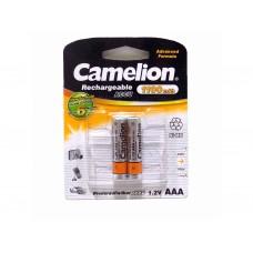 Батарейка Camelion Аккумуляторная R03 1100mAh упак 2шт