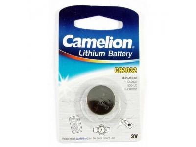 Батарейка Camelion CR2032 3V Lithium bl/1