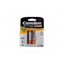 Батарейка Camelion Аккумуляторная R6 2500mAh упак 2шт