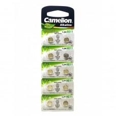 Батарейка Camelion LR 721-AG11 Alkaline
