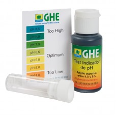Ph тест жидкий GHE 30мл 500 измерений