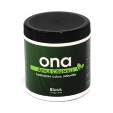 ONA Block Apple Crumble 170g