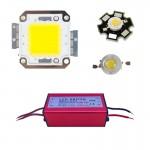 Комплектующие LED  (32)