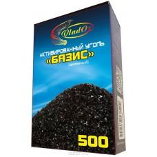 Активированный уголь древесный Базис 300мл