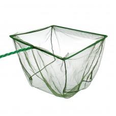 Сачок для рыб зелёный 30 см Aleas