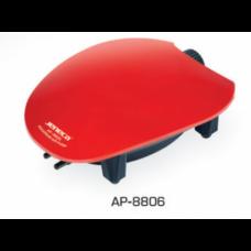 Компрессор двухканальный 2*4.3 л/м aleas красный ap 8806