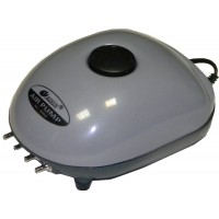 Компрессор четырёхканальный 4*9 л/м 12W Resun AC 9904