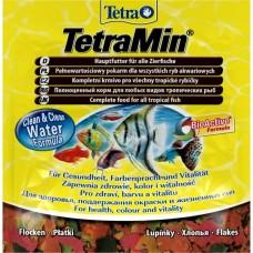 TetraMin 12гр пакет - основной корм для всех видов рыб(хлопья)