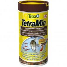 TetraMin 100мл - основной корм для всех видов рыб(хлопья)