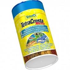 TetraCrusta Menu 100 мл- корм для раков и креветок 4 в одном