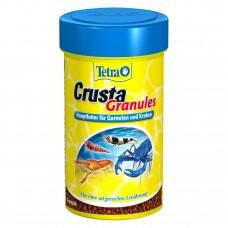 TetraCrusta Granules 100 мл- корм для раков, креветок и крабов в гранулах