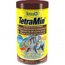 TetraMin 500мл - основной корм для всех видов рыб(хлопья)