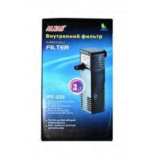 Внутренний фильтр 220 л/ч Aleas ipf 228